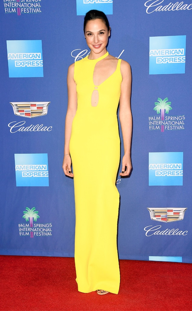 Gal Gadot, Palm Springs International Film Festival Awards