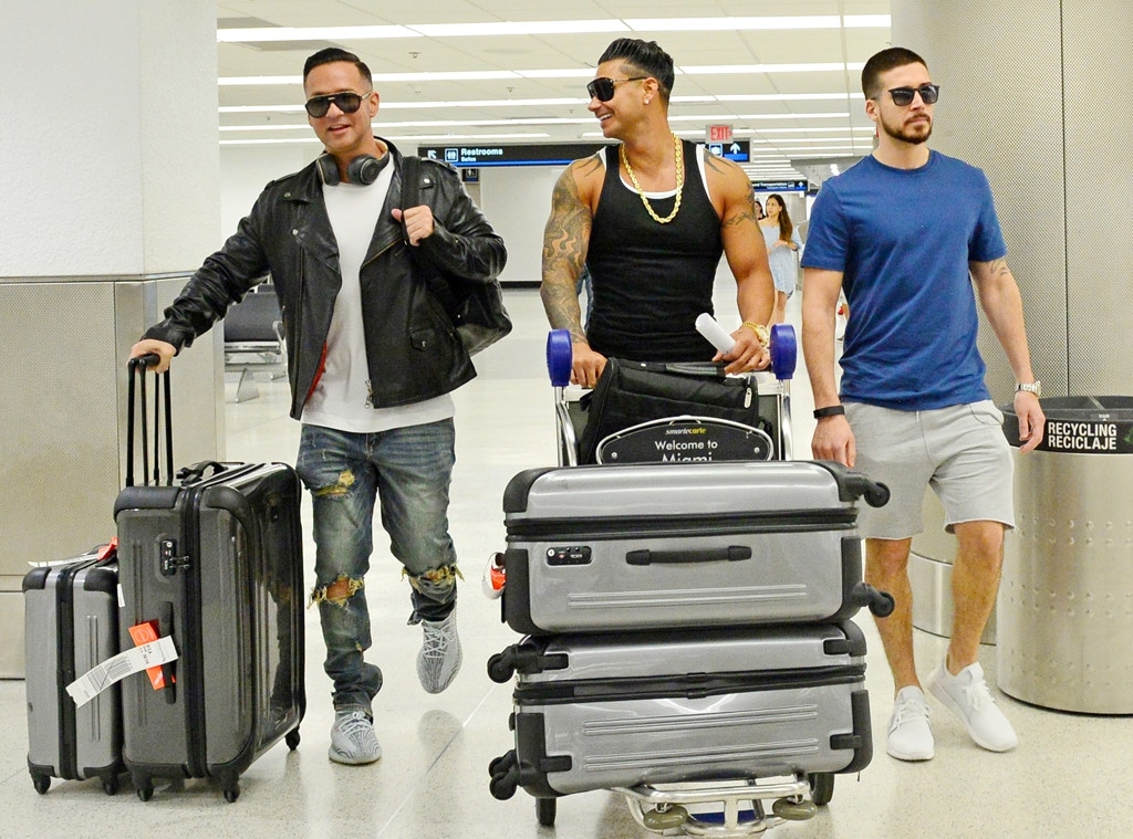 Mike Sorrentino, The Situation, Miami, Jersey Shore, Paulie D