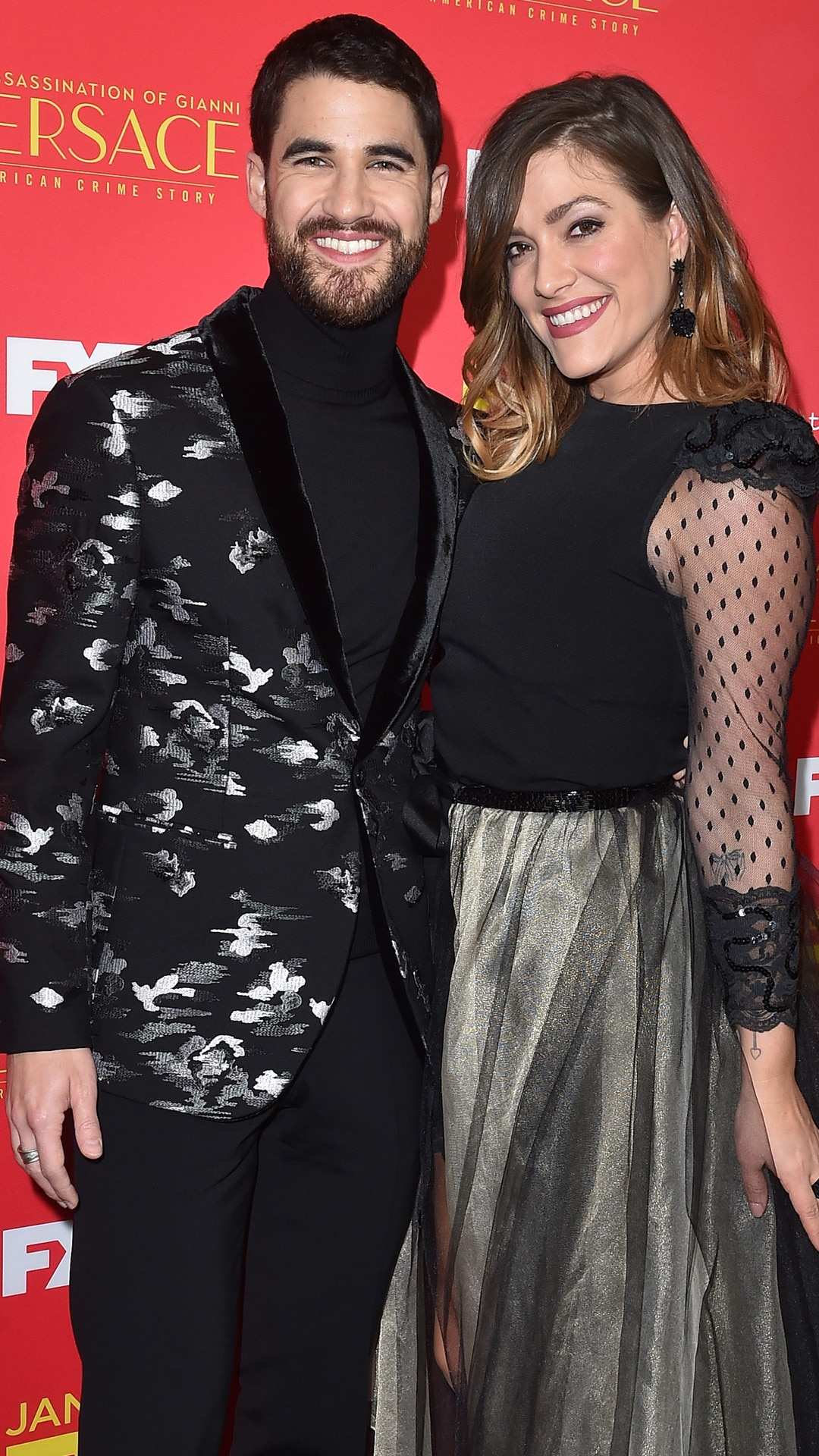 Darren Criss and His Wife, Mia Swier, Have Been Together