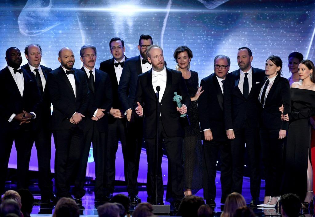 Matt Walsh, VEEP, 2018 SAG Awards, Winners