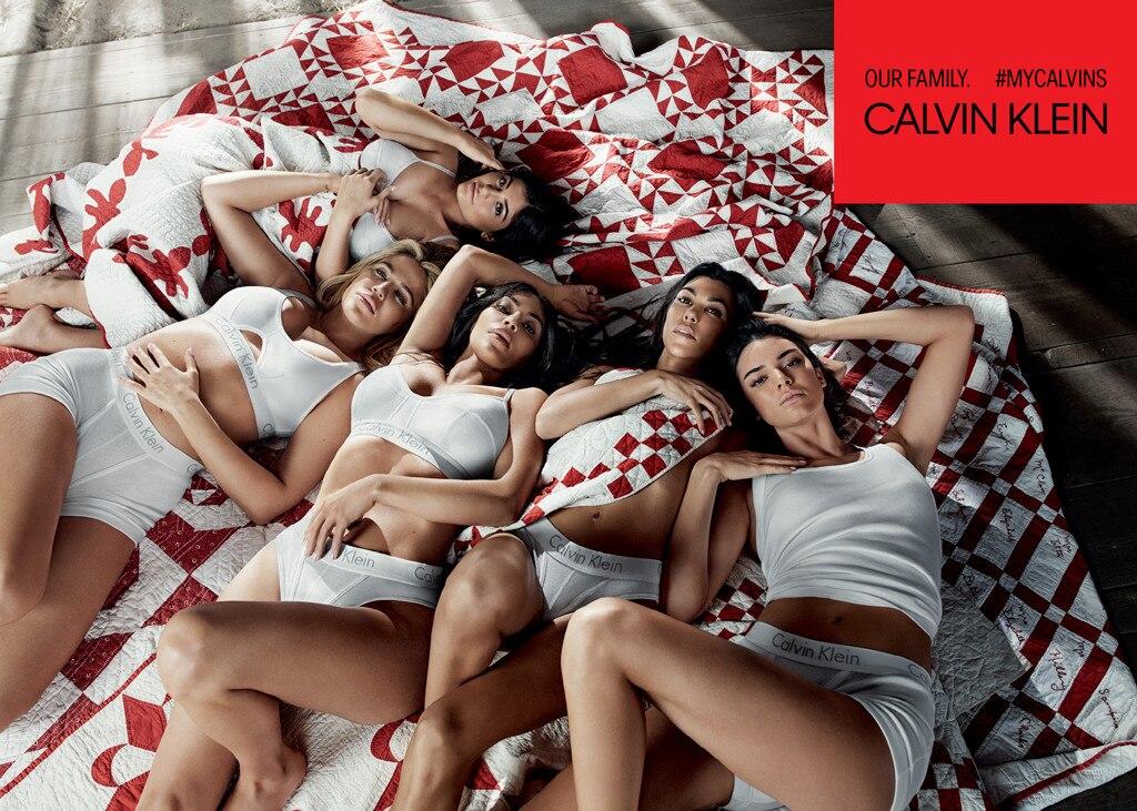 ESC: Calvin Klein, Embargoed