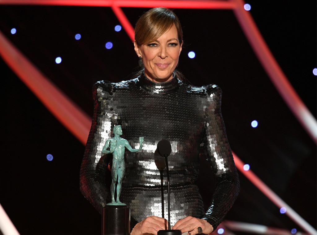 Allison Janney, Winners, SAG Awards, 2018