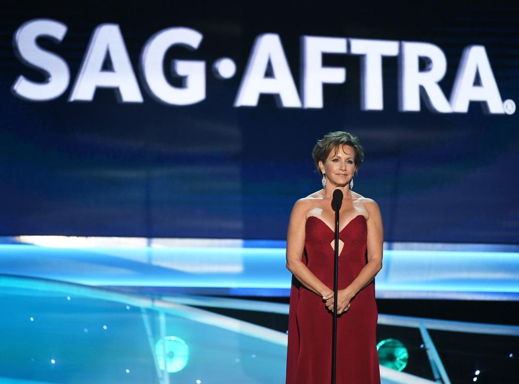 Gabrielle Carteris, 2018 SAG Awards