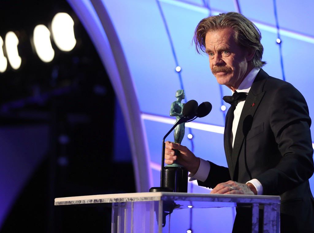 William H. Macy, 2018, SAG Awards, Winners