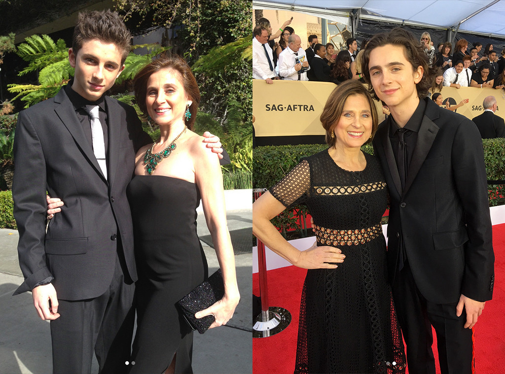 Timothée Chalamet, Mother, Nicole Flender