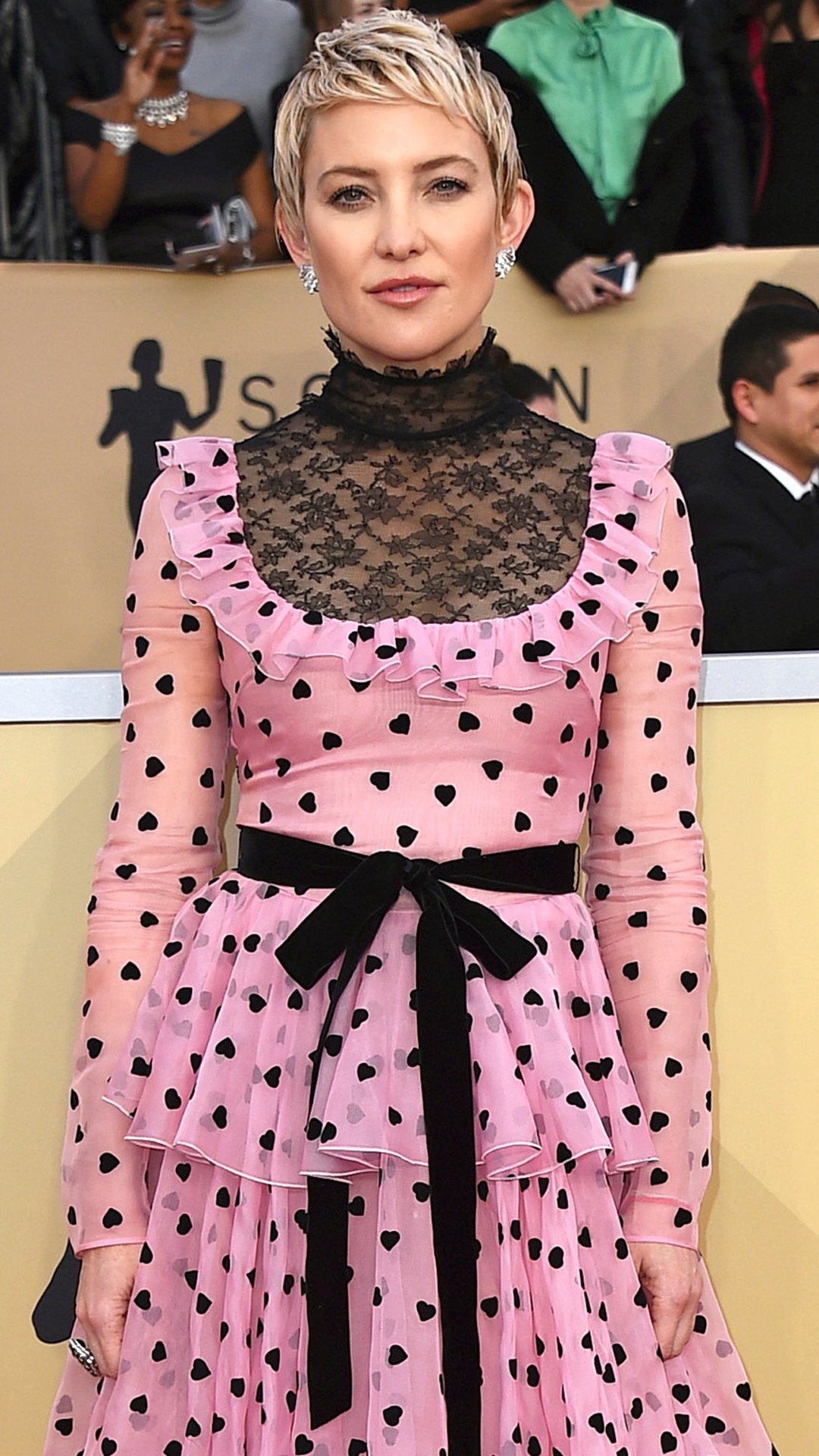 Kate Hudson, 2018 SAG Awards, Red Carpet Fashions
