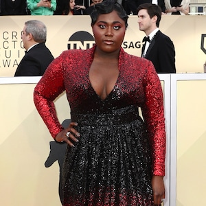 Danielle Brooks, 2018 SAG Awards, Red Carpet Fashions