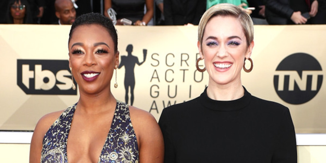 Handmaid's Tale Star Samira Wiley and Wife Lauren Morelli Welcome First Baby - E! Online.jpg