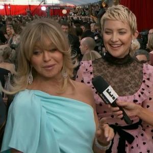 Kate Hudson, Goldie Hawn, SAG