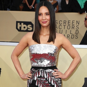 Olivia Munn, 2018 SAG Awards, Red Carpet Fashions