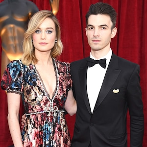 Brie Larson, Alex Greenwald, SAG Awards, Couples