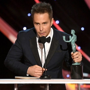 Sam Rockwell , 2018 SAG Awards, Winners