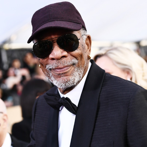 Morgan Freeman, 2018 SAG Awards