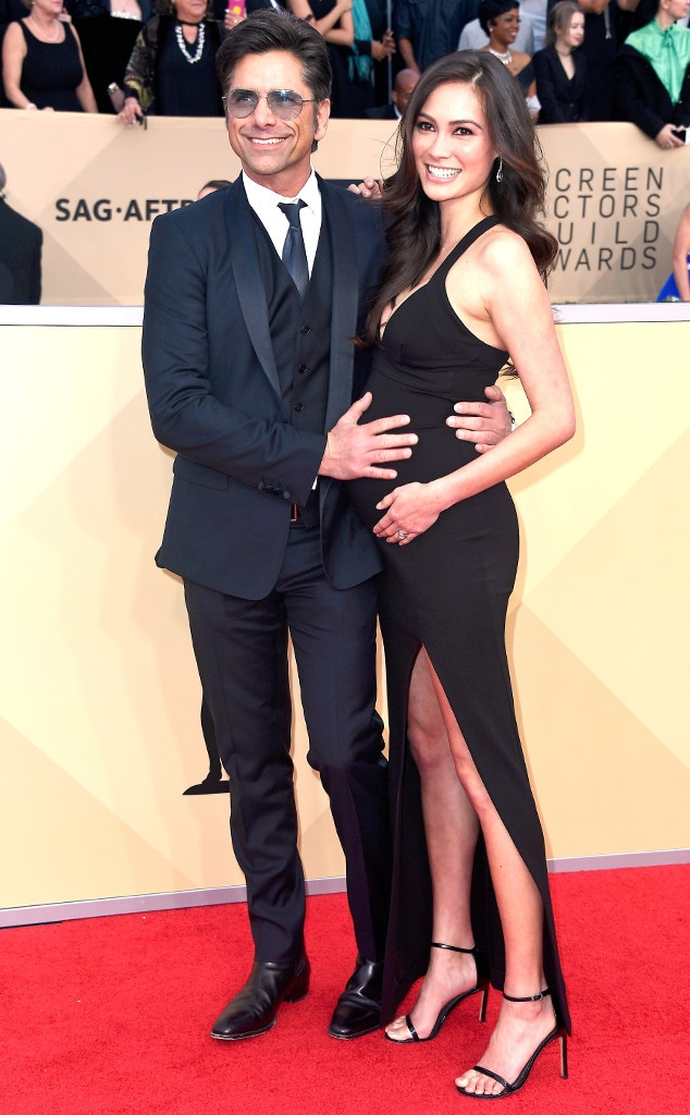 John Stamos, Caitlin McHugh, SAG Awards, Couples