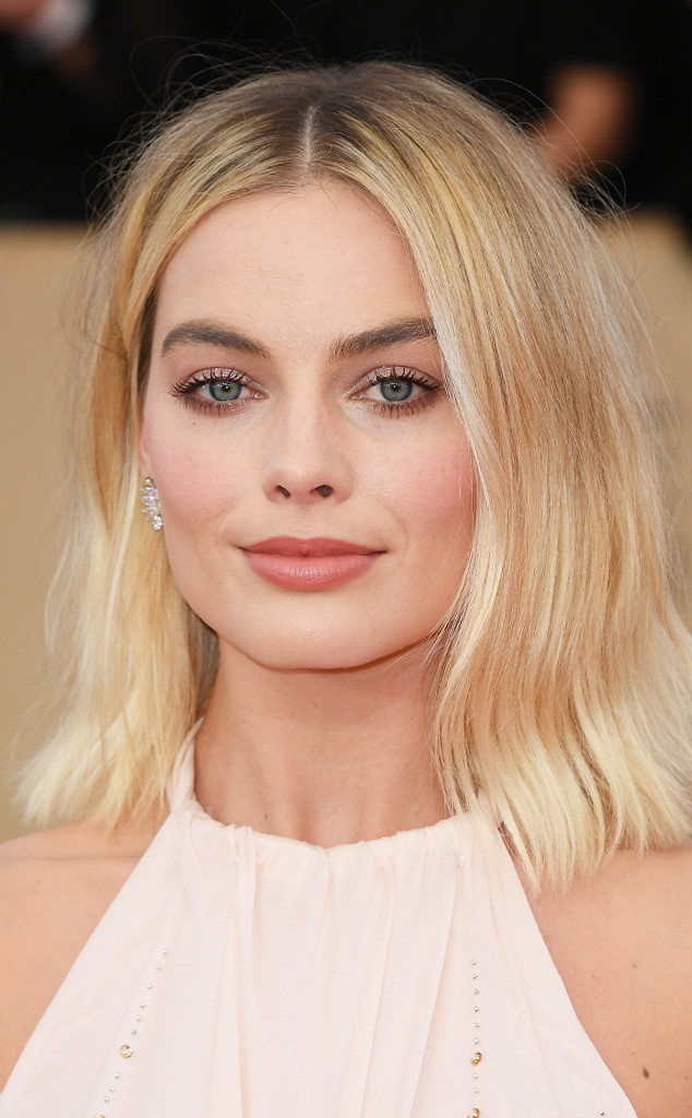 ESC: SAG Awards, Best Beauty, Margot Robbie