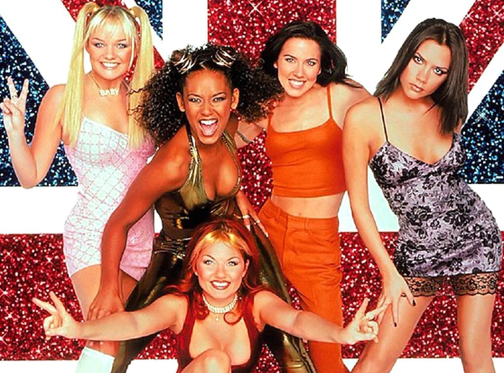 Spice World, Spice Girls