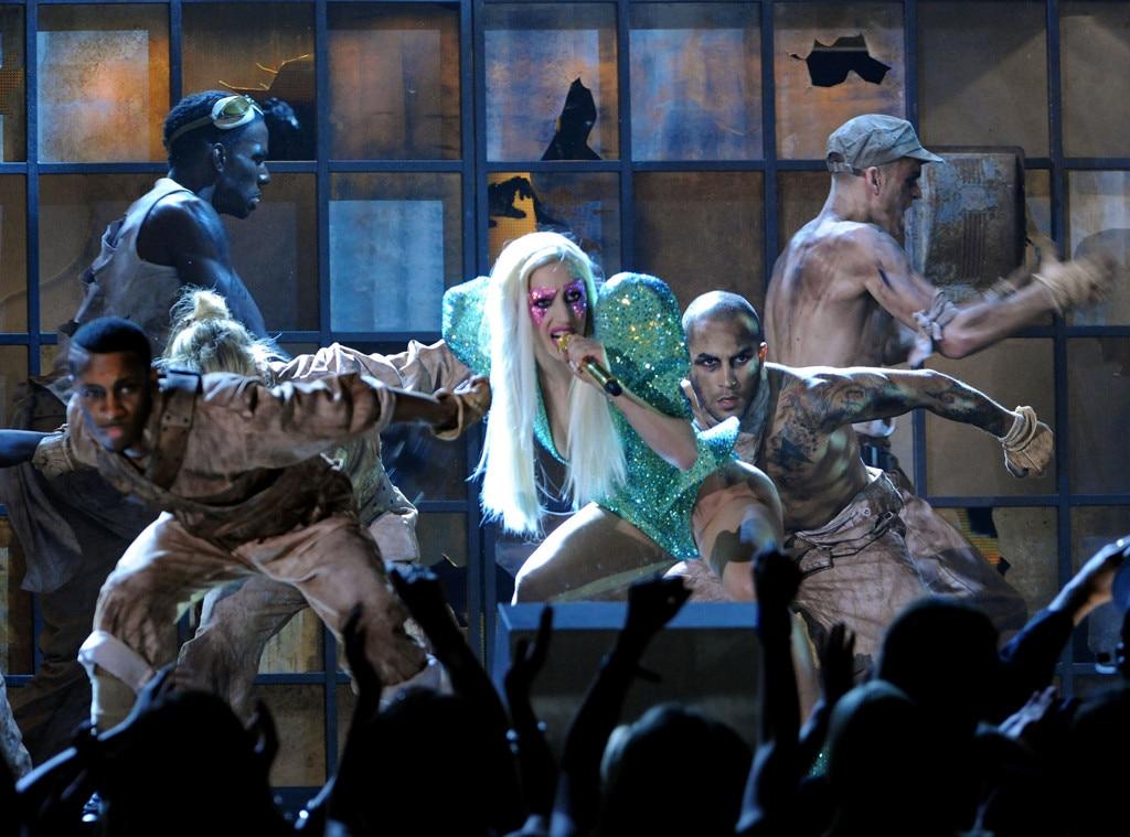 Lady Gaga, Grammys, Grammy Awards, 2010