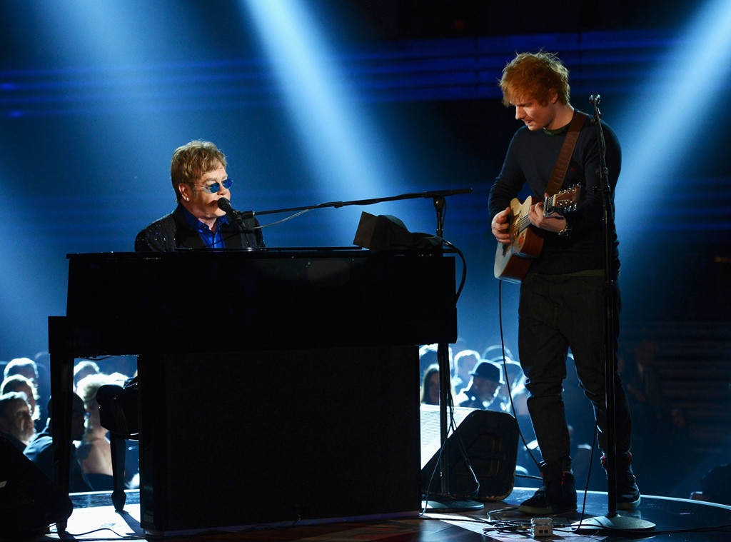 Ed Sheeran From 2018 Grammy Nominees' First Performances
