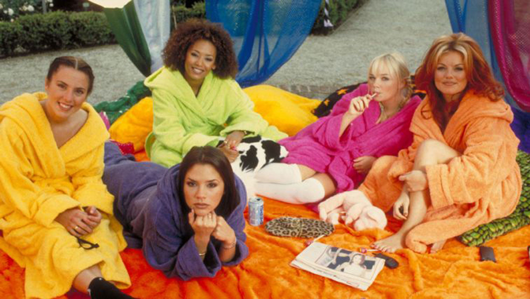 Spice World, Spice Girls