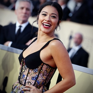 ESC: SAG Awards Accessories, Gina Rodriguez