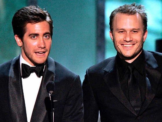 Jake Gyllenhaal Says Heath Ledger ''Refused'' to Participate in <i>Brokeback Mountain</i> Oscars ''Joke''