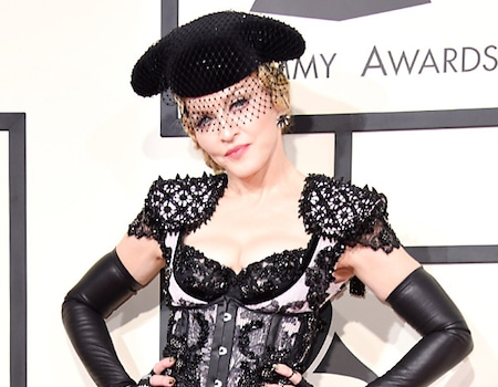 Madonna Vows to Keep Fighting Ageism and Sexism