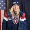 Team USA, 2018 Winter Olympics, Ralph Lauren, opening ceremony uniforms, Jamie Anderson