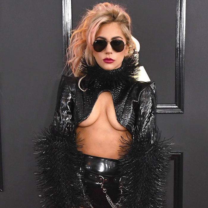 93cd90ca2a08 All of Lady Gaga s Unpredictable and Unforgettable Grammy Award Looks