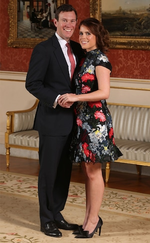 Princess Eugenie, Jack Brooksbank, Engaged