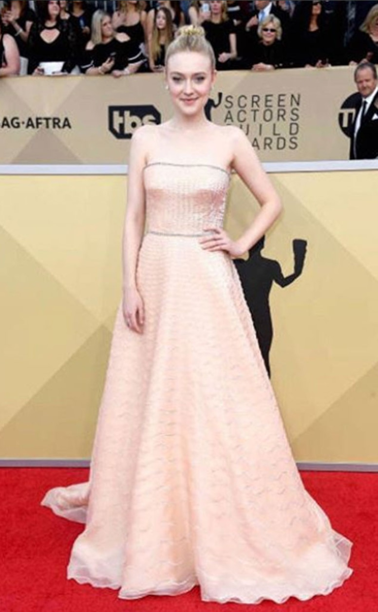 Dakota Fanning, 2018 SAG Awards