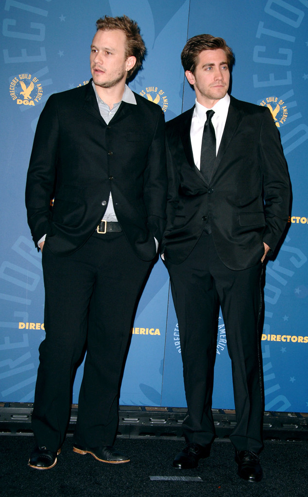 Jake Gyllenhaal, Heath Ledger