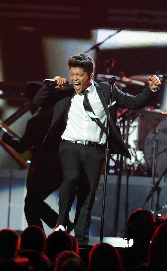 Bruno Mars, 2014, Grammys, Grammy Awards, Performance