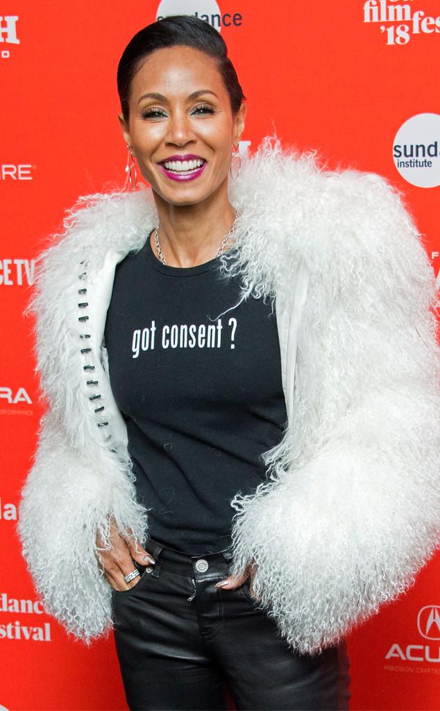 Jada Pinkett Smith, 2018 Sundance Film Festival