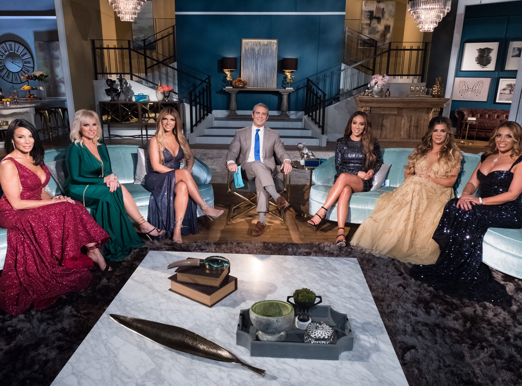 Real Housewives of New Jersey Season 8 Reunion