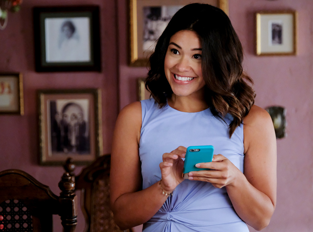 ESC: Jane The Virgin, Gina Rodriguez