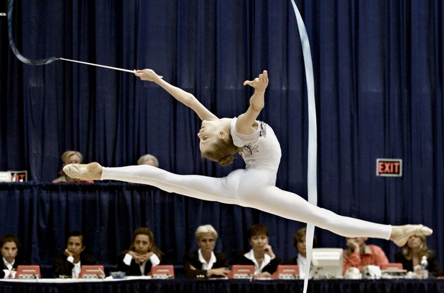 Jessica Howard, Gymnastics