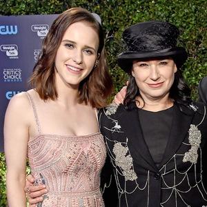 Rachel Brosnahan, Amy Sherman-Palladino