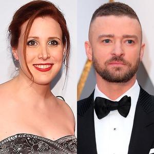 Dylan Farrow, Justin Timberlake