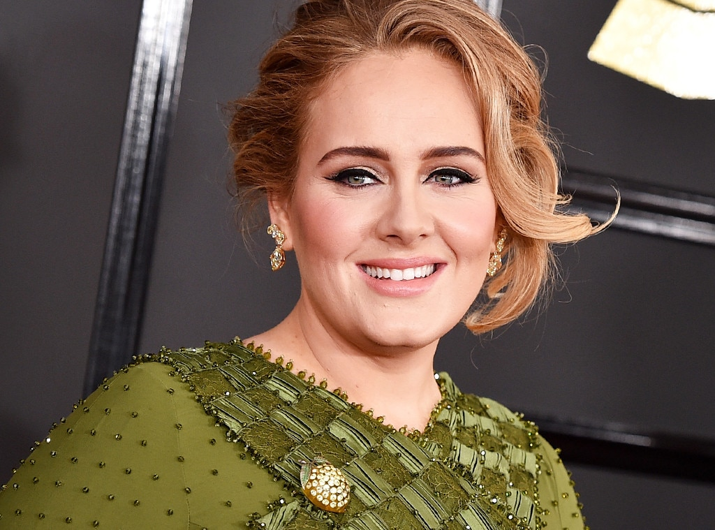 Adele Is Unrecognizable at 'Titanic'-Themed Birthday Party