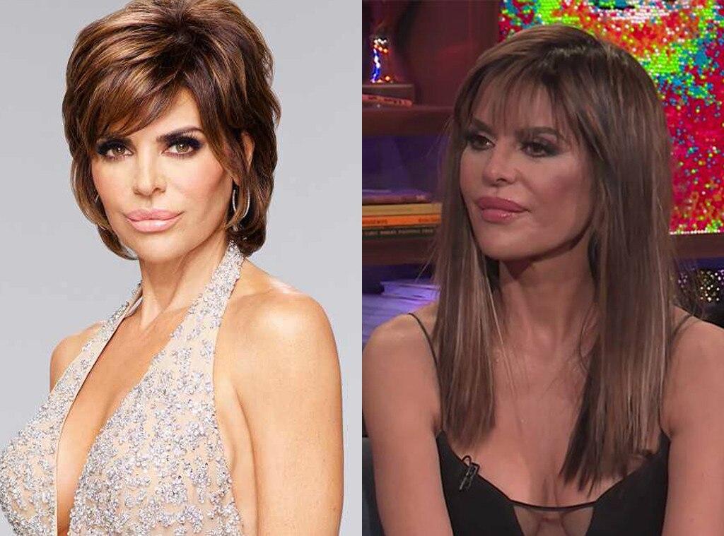 Real Housewives Transformations, Lisa Rinna