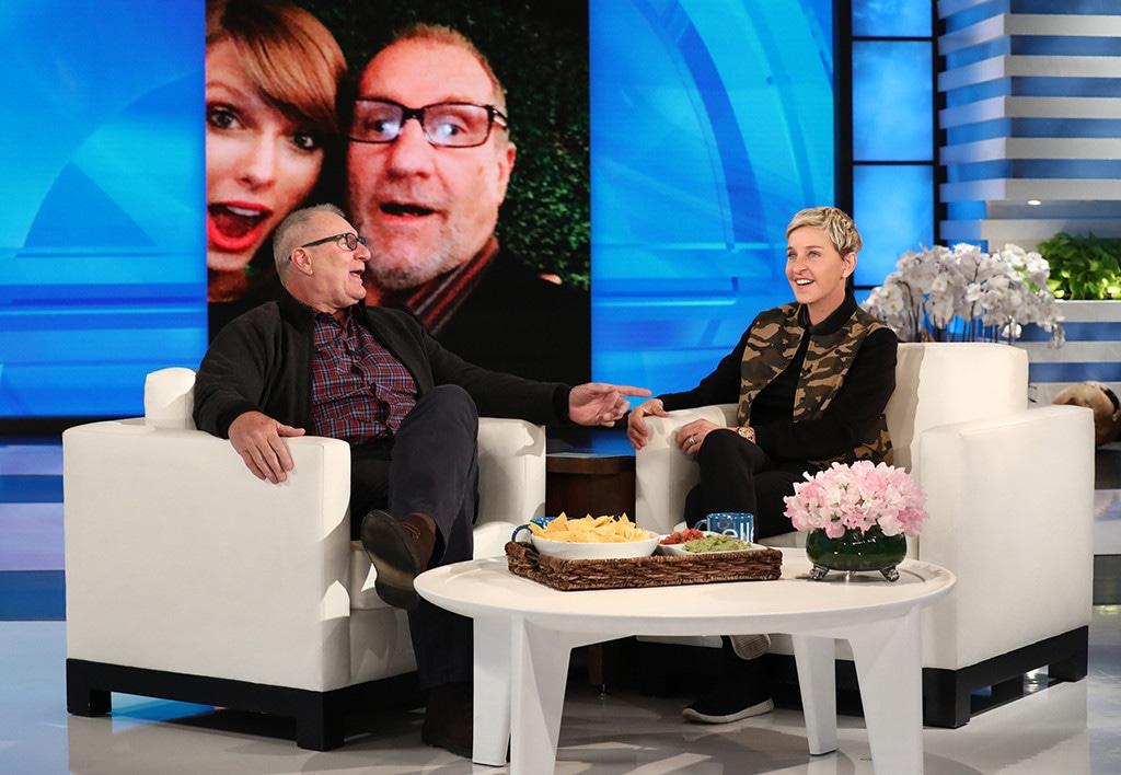 Ed O'Neill, Ellen DeGeneres