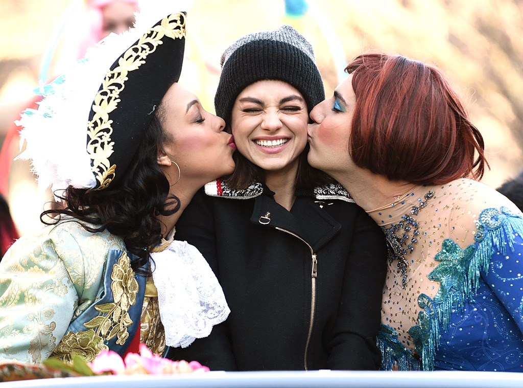Mila Kunis, 2018 Hasty Pudding Woman of the Year