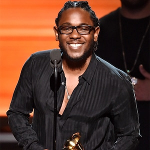 Kendrick Lamar, 2016 Grammy Awards