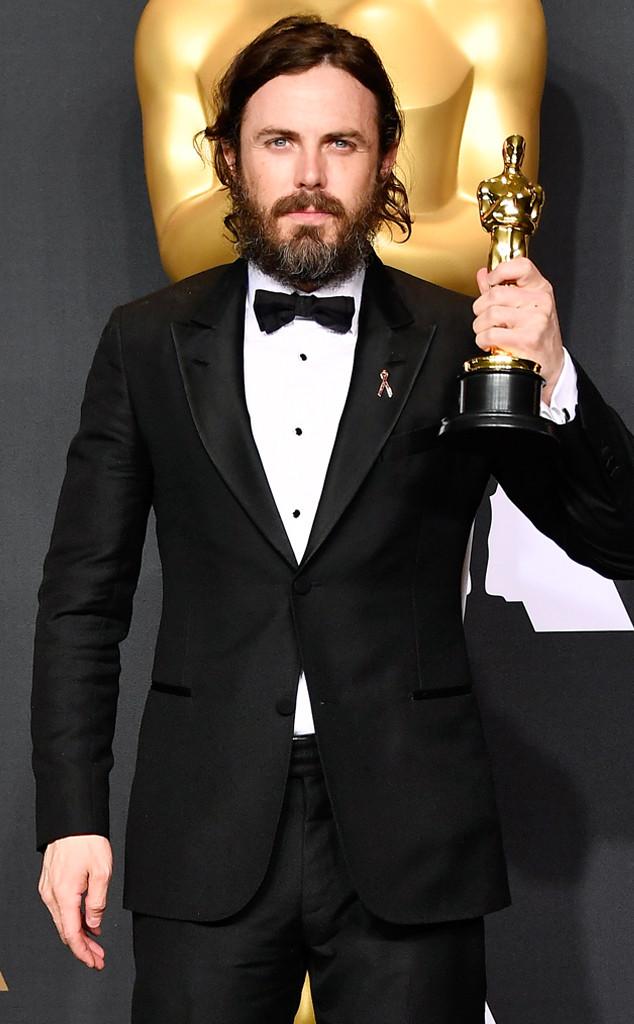 Casey Affleck, 2017 Academy Awards, Oscars