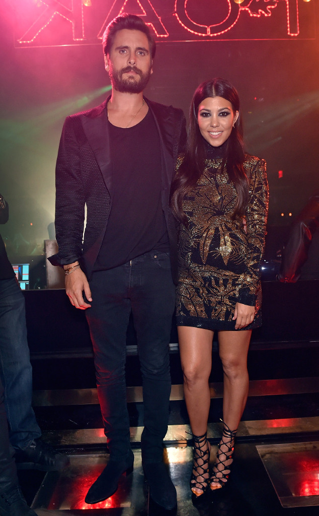 Inside Kourtney Kardashian And Scott Disick S New Normal After