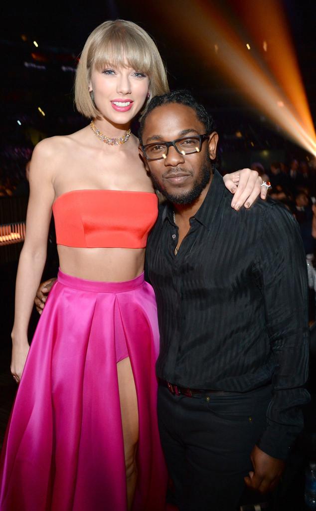 Taylor Swift, Kendrick Lamar