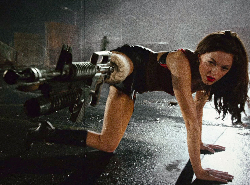 Grindhouse, Rose McGowan