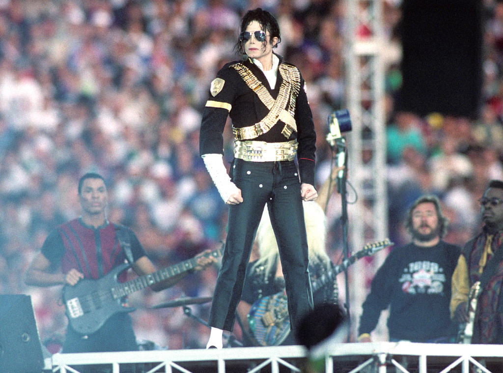 Michael Jackson, Super Bowl