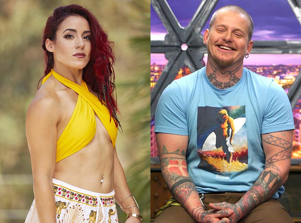 The Challenge, MTV, couples, Cara Maria Sorbello, Abram Boise