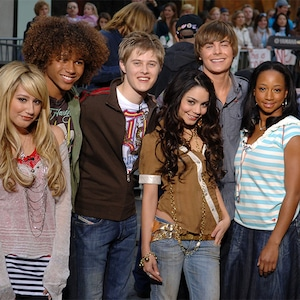 High School Musical Cast, 2006